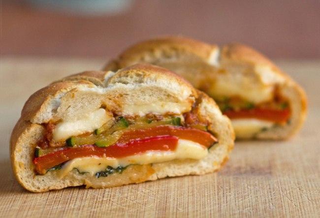Бутерброды к кофе по-итальянски